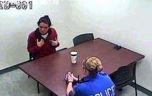 Murder suspect talks and talks and talks