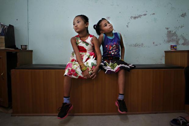 Nepal Quake Survivors - Young Amputee Survivors Of Nepal -6997