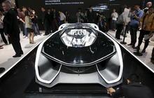 Beautiful wheels at the 2016 Beijing Motor Show