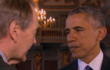 President Obama on U.S. troops in Syria, European unity