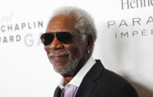 Morgan Freeman honored by Film Society of Lincoln Center