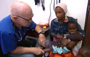 How a doctor and his wife repaid a debt to Tanzania