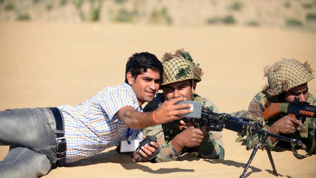 India Teen Boy Kills Himself Accidentally Taking Selfie -1726