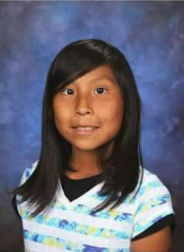 Arrest Made In Murder Of Navajo Girl After Bus Stop -4829