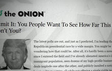 """How """"The Onion"""" predicted Trump's rise"""