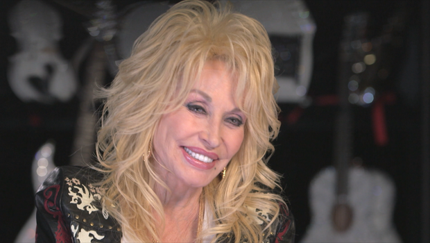 Country Star Dolly Parton Looks Back At Prolific Career