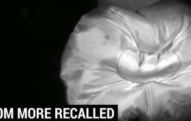 Takata air bag recall now the largest in U.S. history