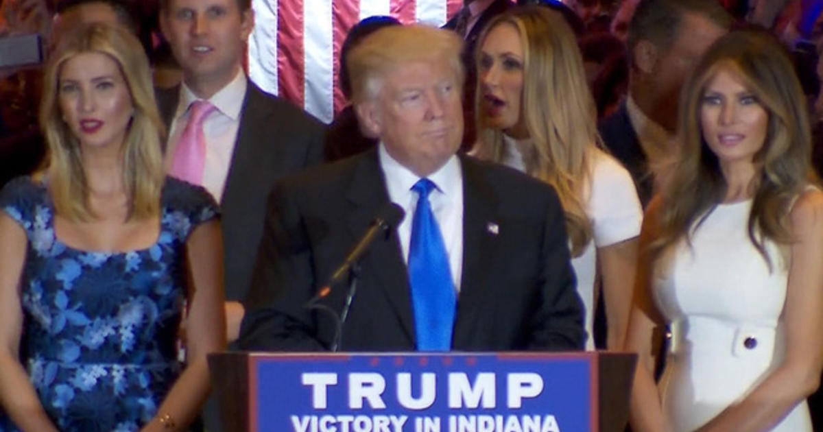 Donald Trump asked by Rolling Stones to stop playing their music - Election 2016 - CBS News