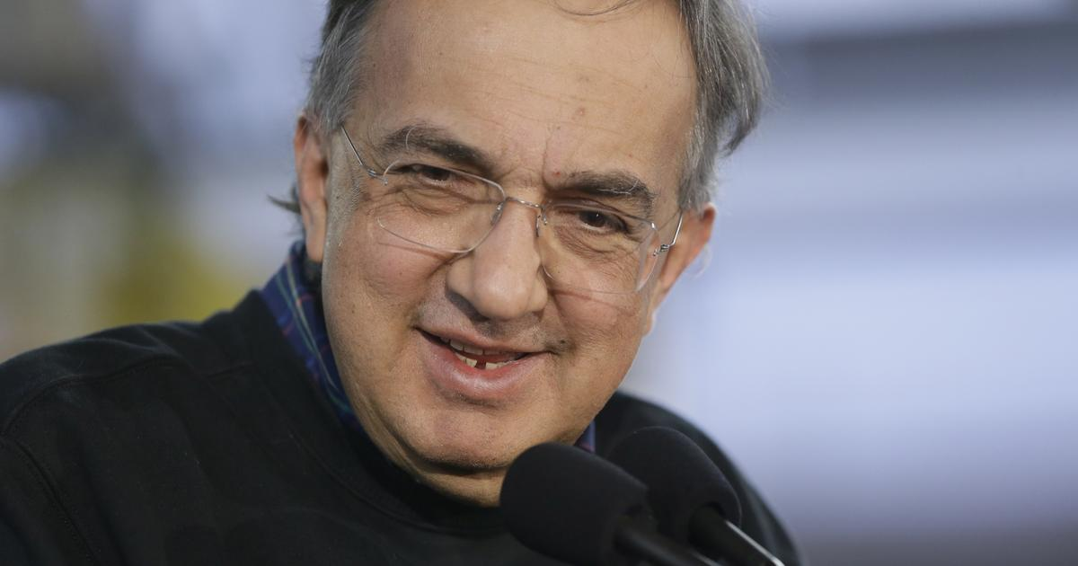 Sergio Marchionne The Ceo Who Saved Fiat And Chrysler