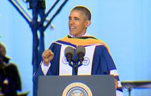 Obama talks about race, inequality at Howard University