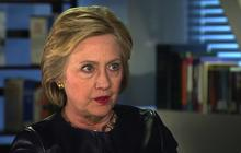 Full interview: Hillary Clinton, May 8