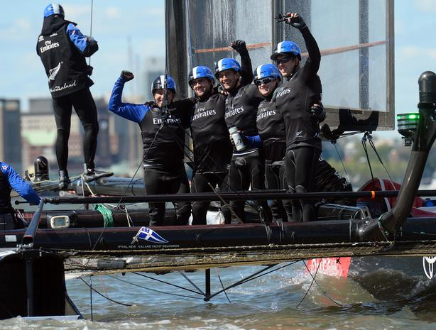 America's Cup World Series New York