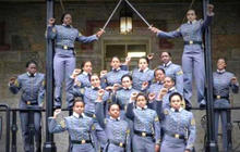 """West Point investigates black cadets' """"controversial"""" photo"""