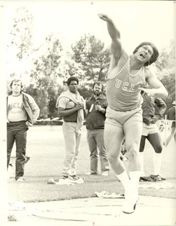 Dave Laut at UCLA