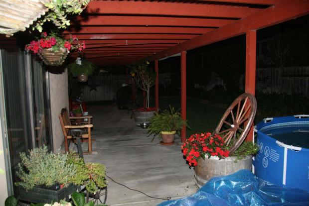Laut patio