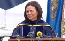 Full Sheryl Sandberg emotional commencement speech