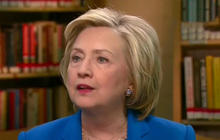 Hillary Clinton: Donald Trump's not qualified to be president