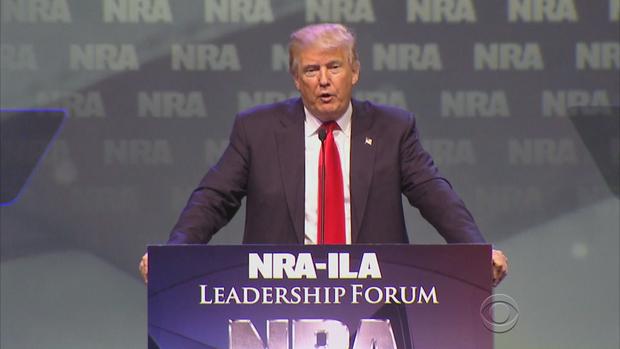 Divided America: Toxic gun debate