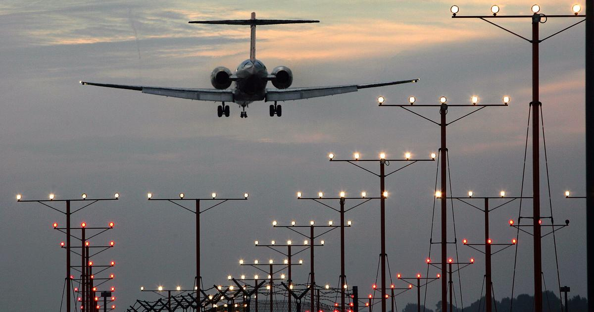 Jet fuel shortages hit Western airports