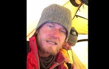 Snapchatting climber reaches Mt. Everest summit
