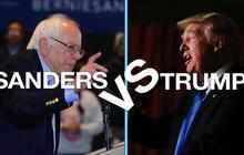 What would a debate look like between Donald Trump and Bernie Sanders?