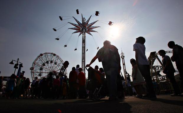 Coney Island: America's playground