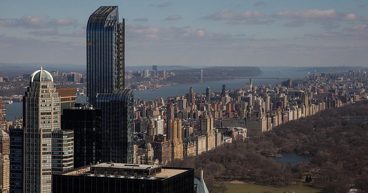 Ken Griffin Citadel at 220 Central Park South: Most