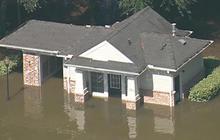 Torrential rain forces evacuations in Texas