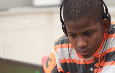 """""""Story Squad"""" helps young gun violence victims share stories"""