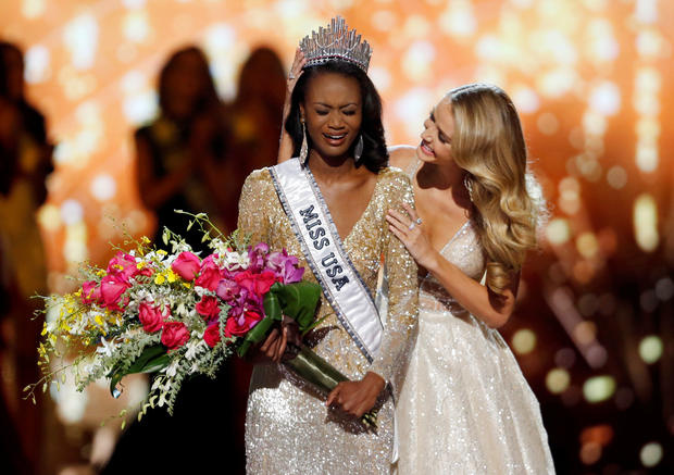 Miss USA 2016 is an Army officer