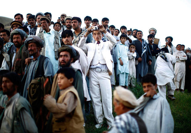 Remembering the NPR photographer killed in Afghanistan