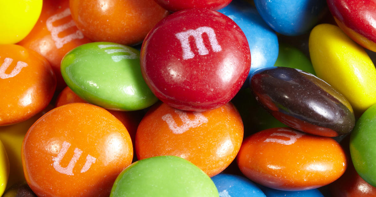 Mars Wants You To Eat Less Of Its Candy Cbs News