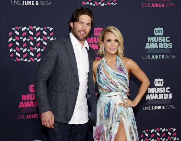 CMT Music Awards 2016 red carpet