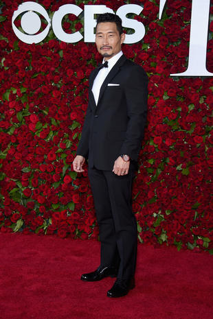 Tony Awards 2016 red carpet