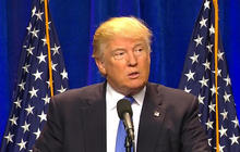 Donald Trump speaks on deadly Orlando shooting
