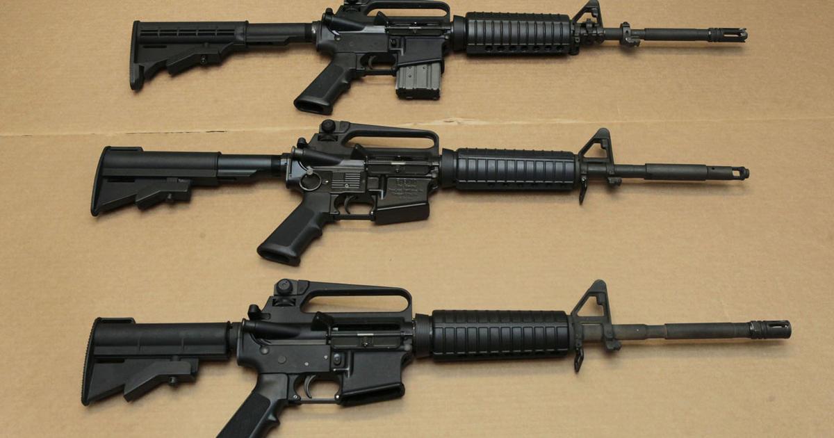 Are Gun Stocks Helping Fund Your Retirement Cbs News