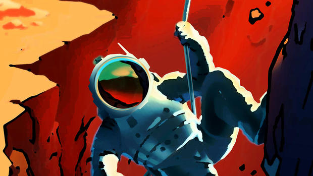 NASA's Mars recruitment posters