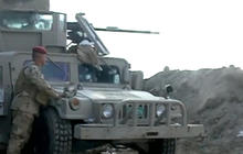Iraqi forces push into center of Fallujah
