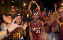 Cleveland's 52-year championship drought finally over