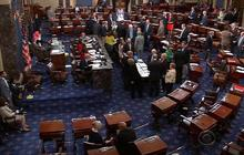 Senators take aim at gun control