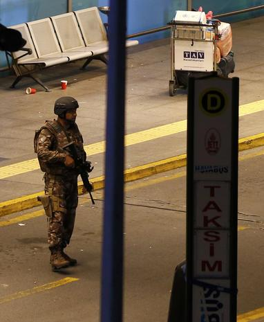 Deadly terror blasts at Istanbul airport