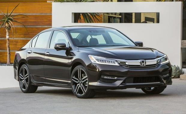 Midsize Sedan: Honda Accord   7 Of The Best Cars Made In The USA   CBS News