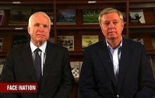 """McCain on ISIS: """"What we need to do is go to Raqqa and kill them"""""""