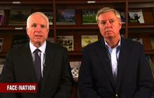 """Graham: Clinton's proposal for Syria no-fly zone is """"a step in the right direction"""""""