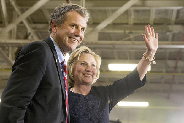 6 people who could be Hillary Clinton's veep pick