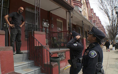 Camden, NJ officers applauded for community policing