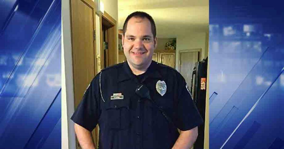 Ballwin Missouri Police Officer Who Was Ambushed