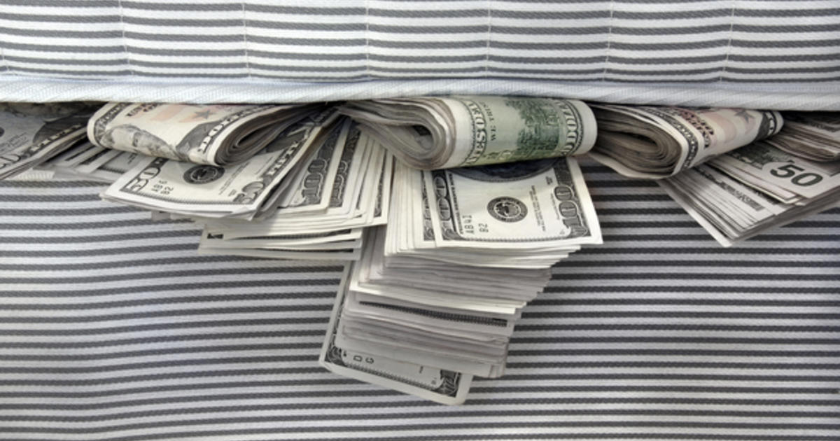 Americans are hoarding their cash — here are the best places to put it