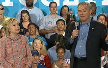 Who is Sen. Tim Kaine, Clinton's possible VP?