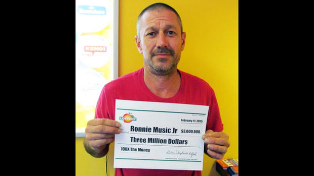 Luck gone bad: Lottery winners who lost it all